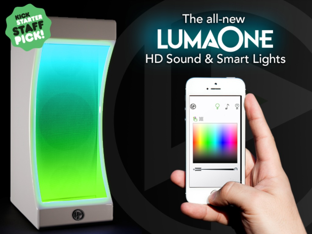 LumaPlay Speakers - Create Your Listening Experience's video poster