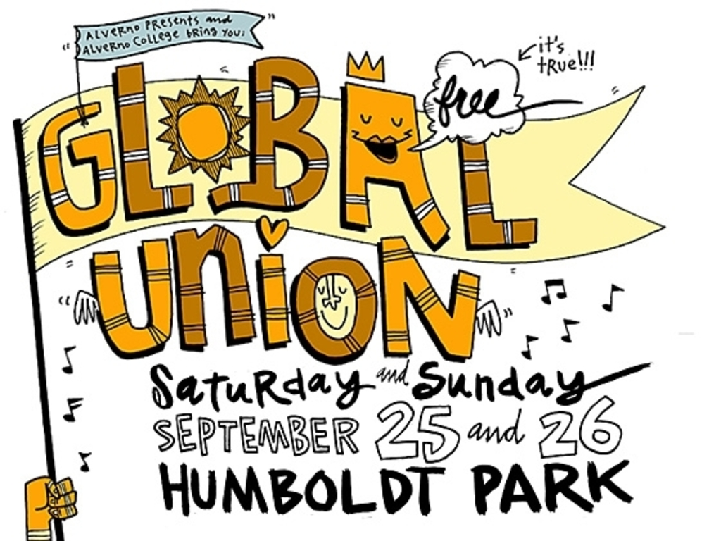 Global Union 2010 - World Music Festival's video poster