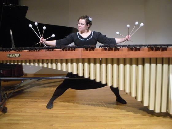 Marimba Anyone? Jane Boxall Can … With 0 to 8 Mallets ...