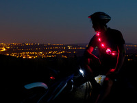 Glowbelt, The World's First Retractable LED Safety Belt