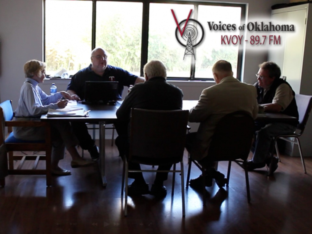 Voices of Oklahoma: Community Radio, 89.7 FM's video poster