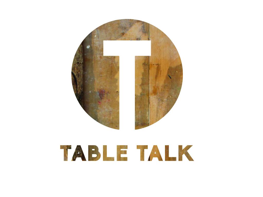 Table Talk: A New Interdisciplinary Magazine's video poster