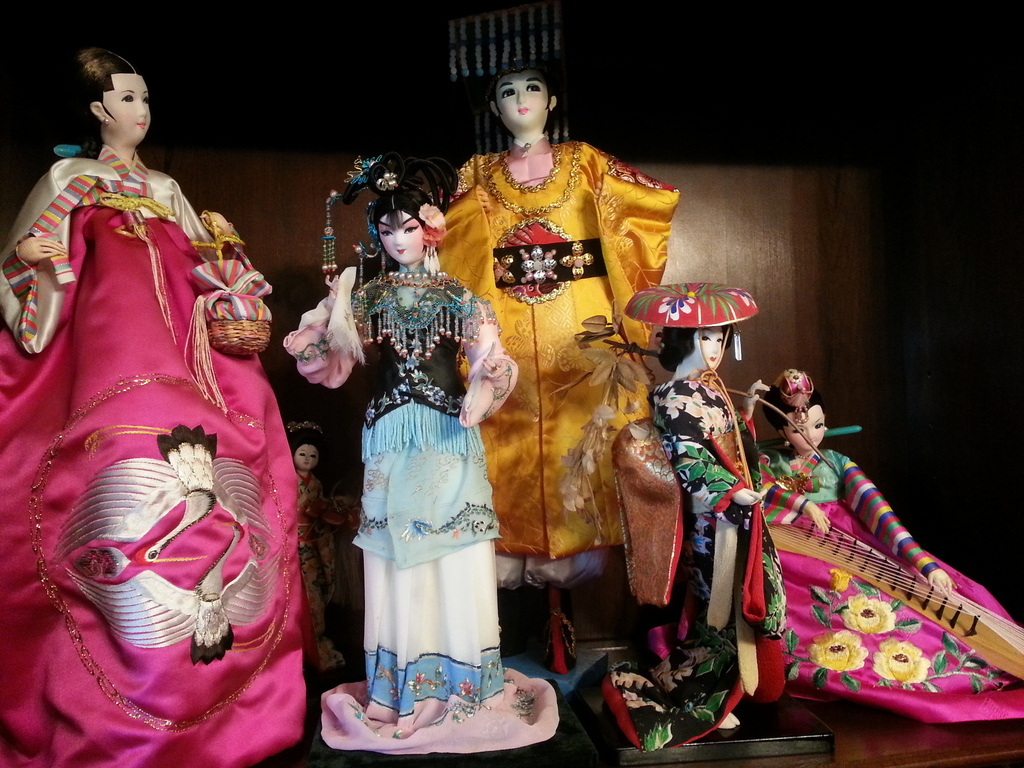 Around the World from A to Z with Ethnic Dolls (book)'s video poster