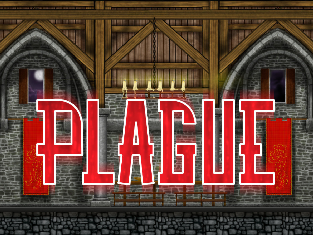 Plague's video poster