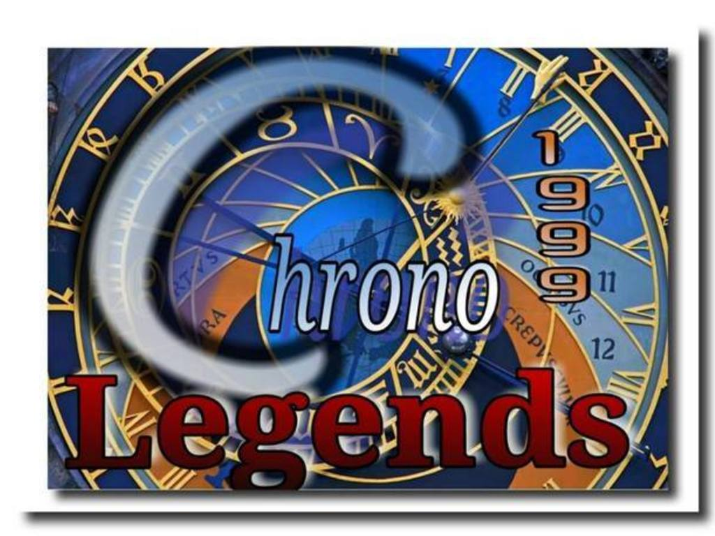 Chrono Legends 1999 - A 20th Anniversary Project's video poster