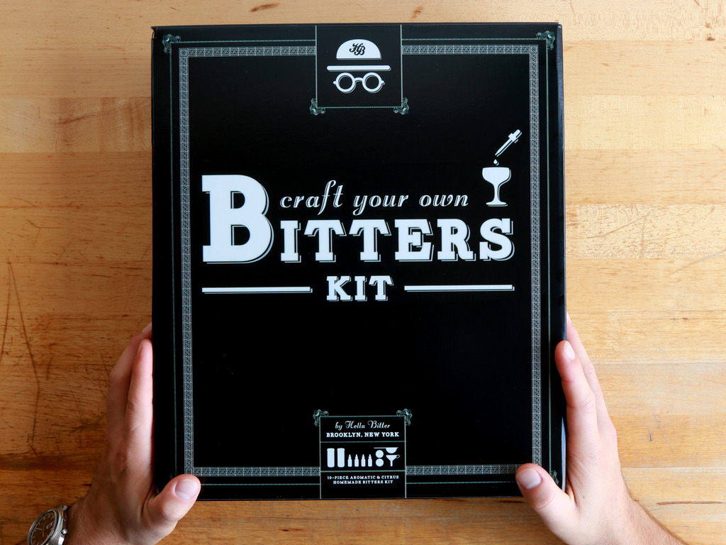 The Craft Your Own Bitters Kit's video poster