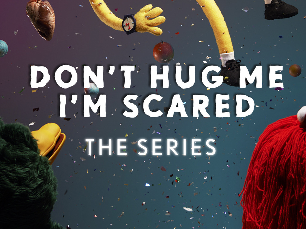 Don't Hug Me I'm Scared : The Series's video poster