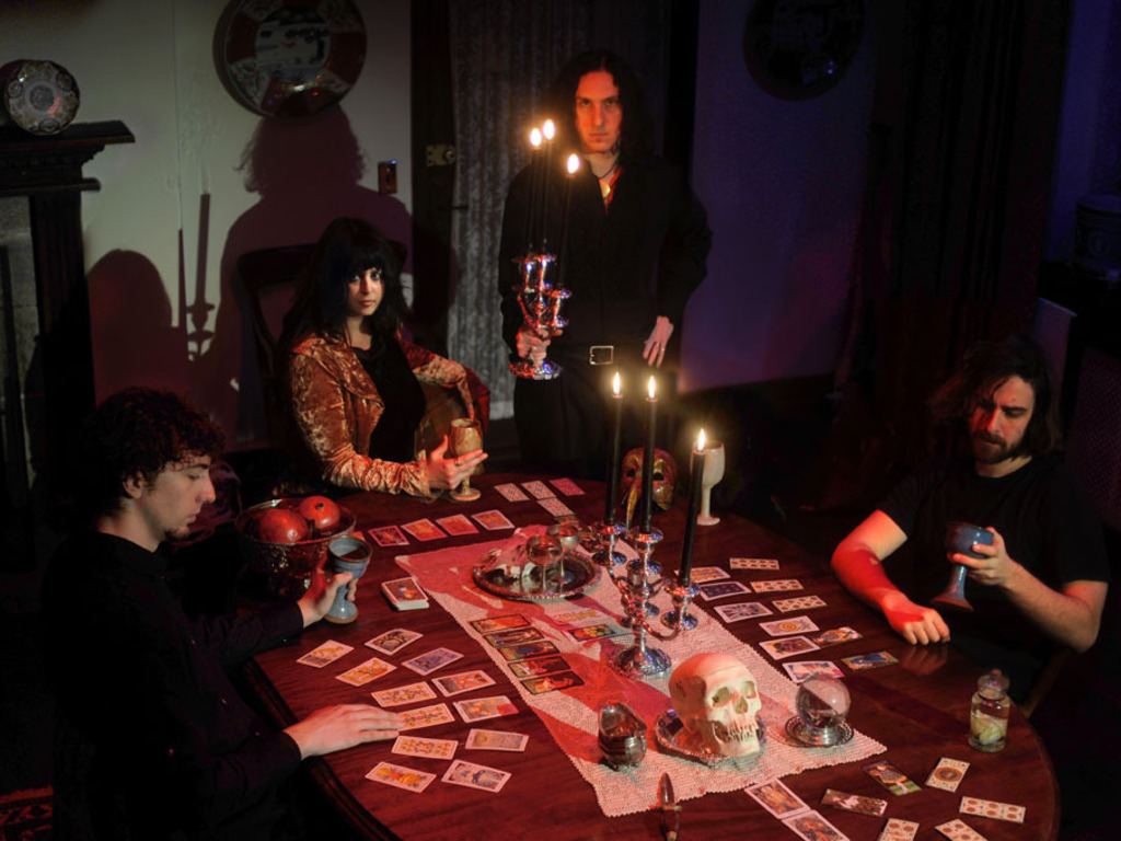 "Fund The Red Masque's New Album, ""Mythalogue""'s video poster"