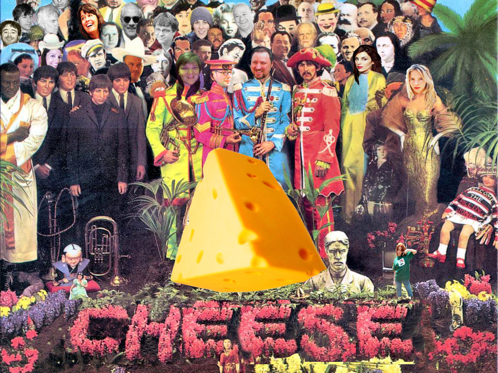 Jay Ansill's Cheese Project's video poster