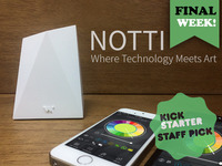 Notti: A More Beautiful Smart Light