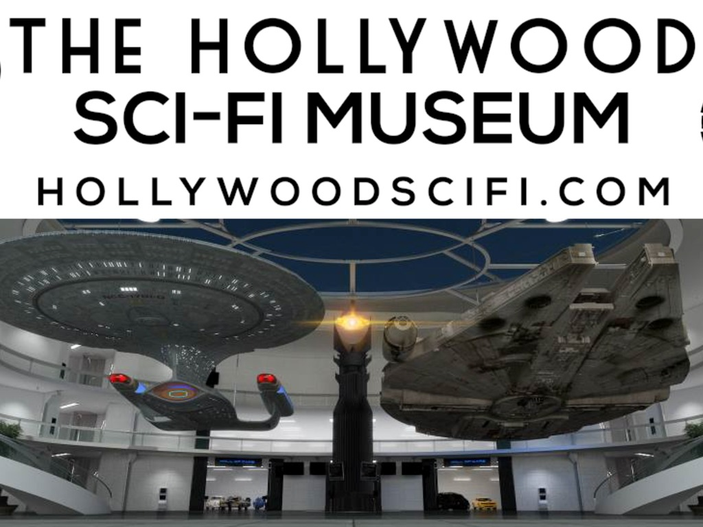 HOLLYWOOD SCI FI SCIENCE FICTION MUSEUM's video poster