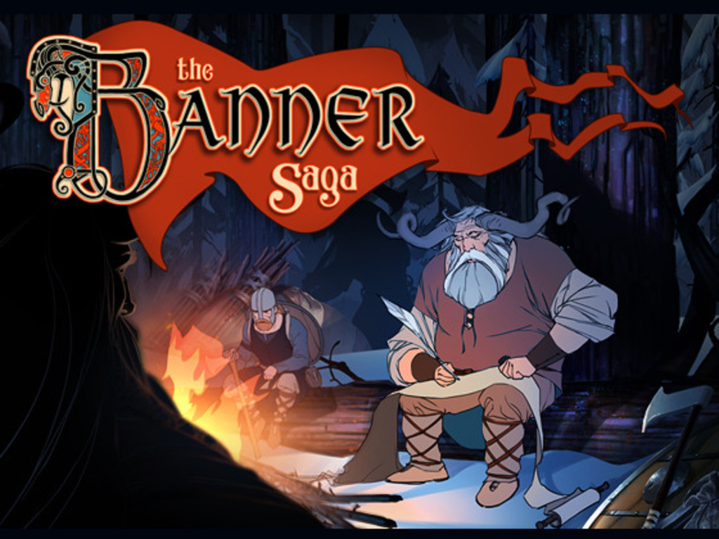 The Banner Saga's video poster