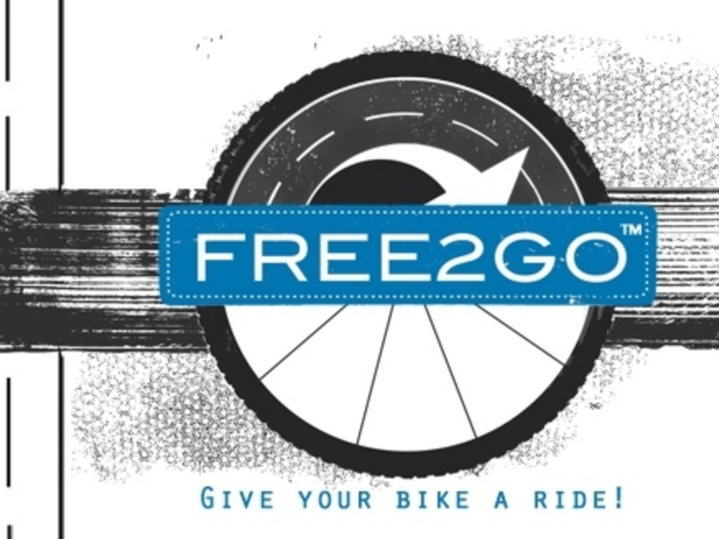 Free2Go - Give Your Bike A Ride!'s video poster