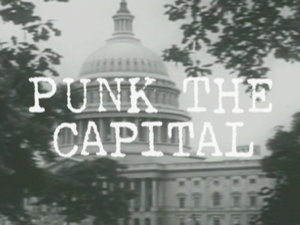 Punk the Capital, Straight from Washington D.C. Documentary's video poster