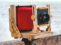 The Intrepid 4x5 Camera - An Affordable Large Format Camera