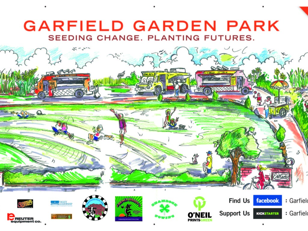 Garfield Garden Park's video poster