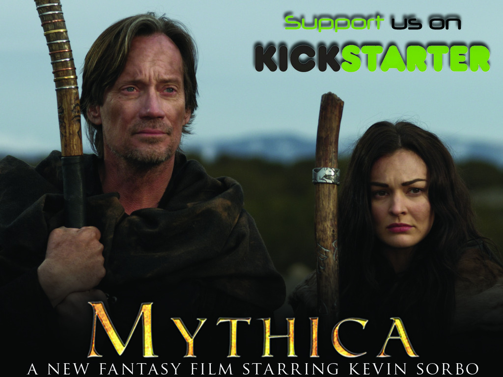 Mythica: A Quest for Heroes - starring Kevin Sorbo's video poster