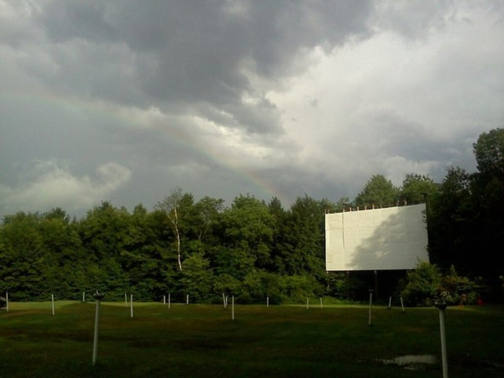 Randall Drive-In Movie Theatre Goes Digital's video poster