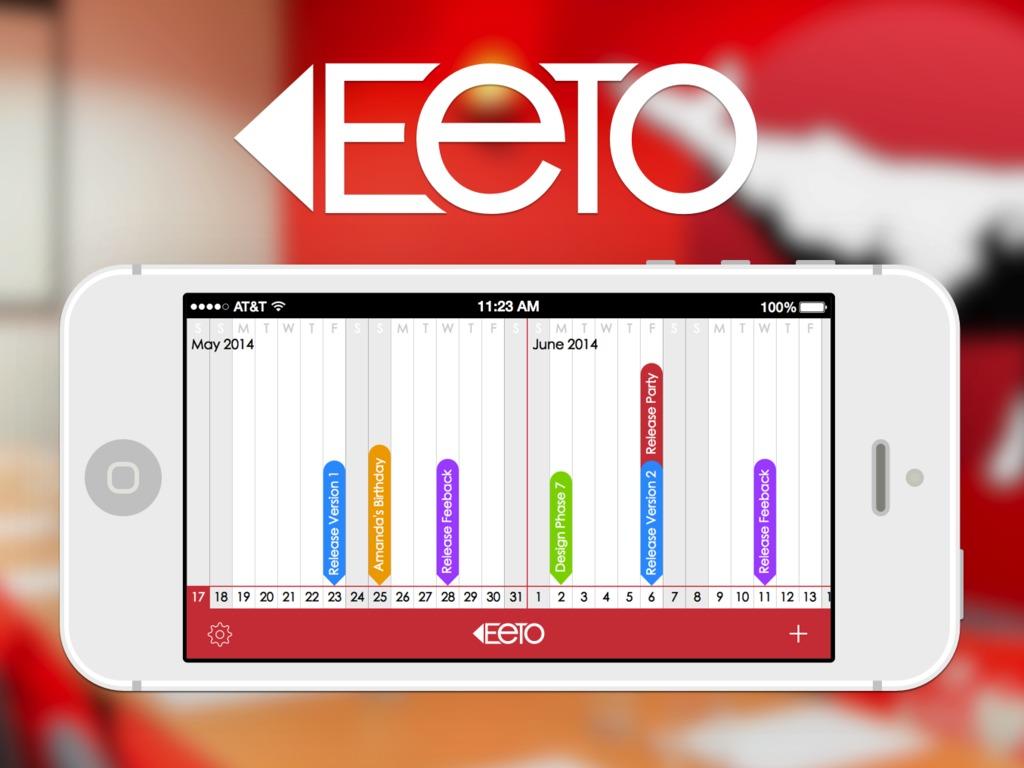 Eeto - A Timeline App's video poster