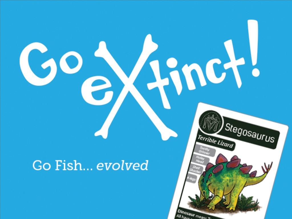 Go Extinct! Go Fish... evolved's video poster