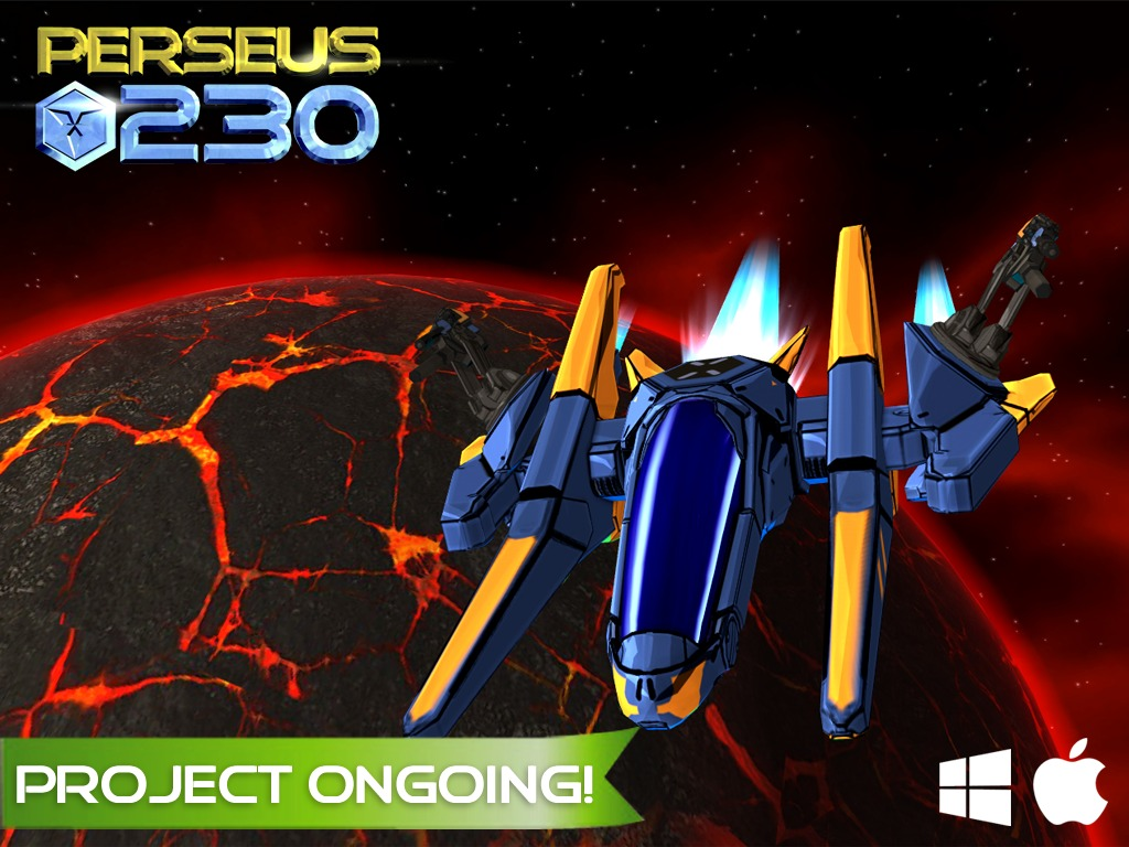 Perseus 230 - Project Ongoing (Canceled)'s video poster