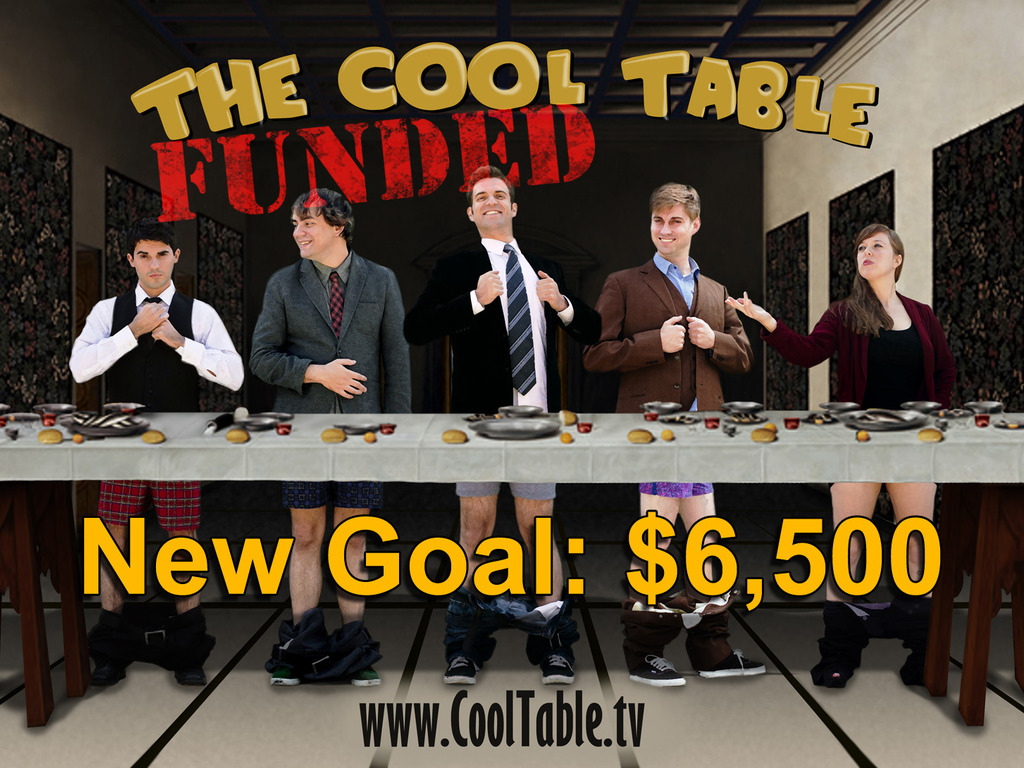 The Cool Table Sketch Comedy Web Series's video poster
