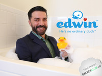 Edwin the Duck | App-Enhanced Smart Toy and Wireless Speaker