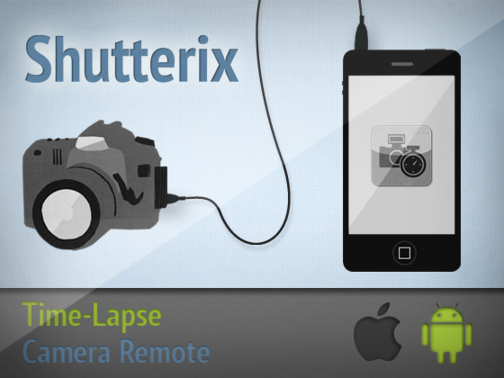 Shutterix. The Ultimate Time-lapse Tool.'s video poster