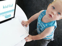 Kid Lid: Protect The Keyboard When Children Use Your Laptop