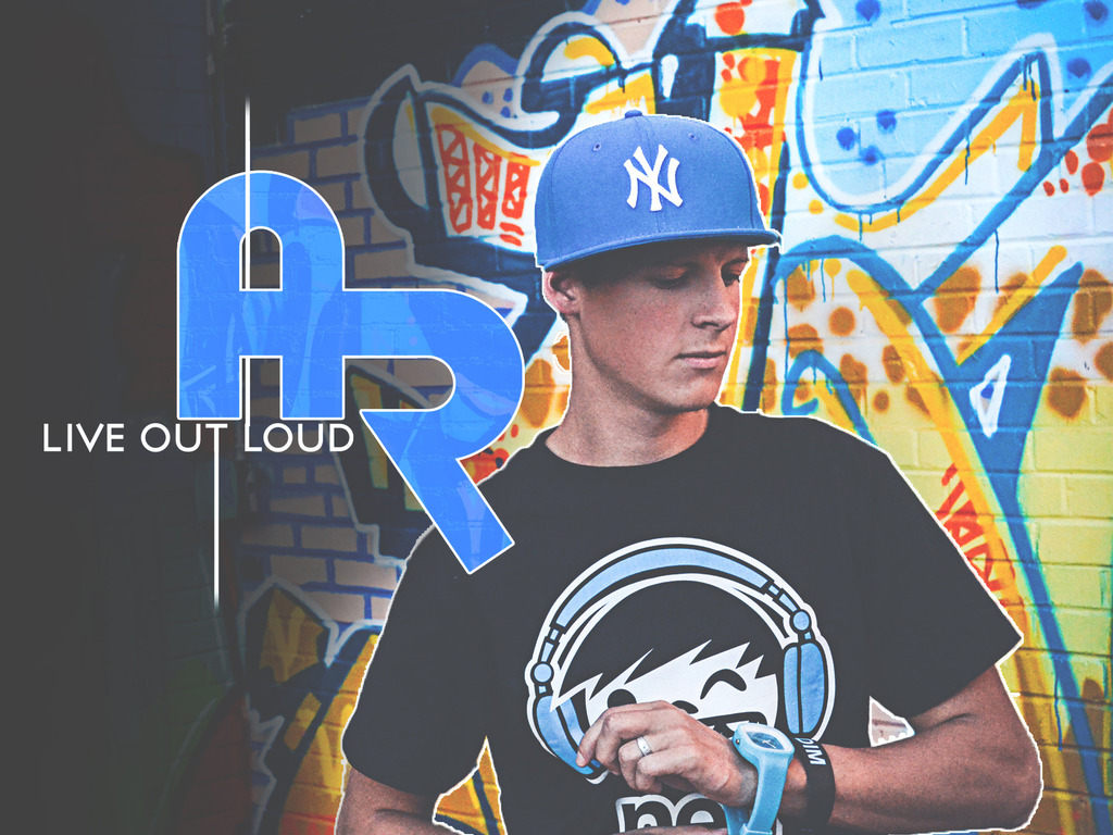 Aaron Ray's Debut album LIVE OUT LOUD!'s video poster