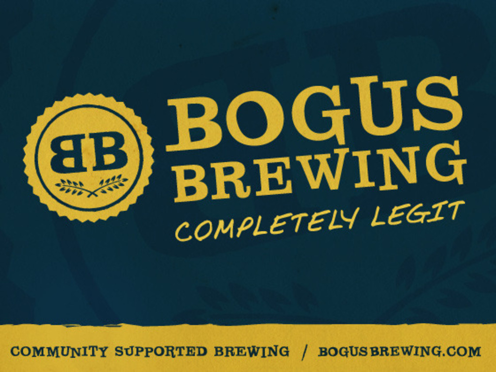 Bogus Brewing - Community Supported Brewing's video poster