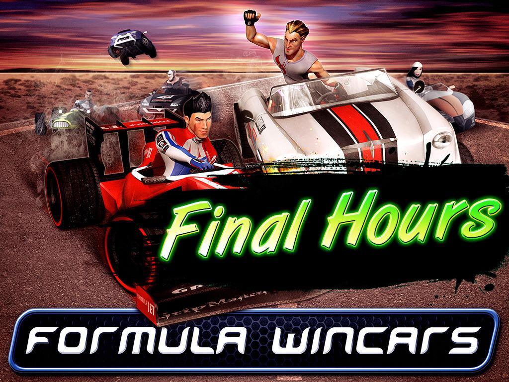 Formula Wincars: MMO Racing Arcade's video poster