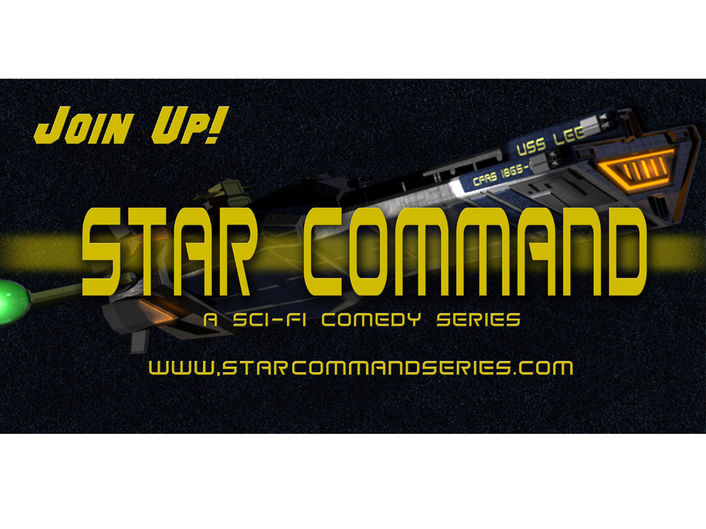 Star Command: A Sci-Fi Comedy Webseries's video poster