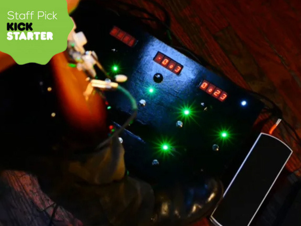 Psyren: One Guitar Pedal - Infinite Pedal Boards (Canceled)'s video poster