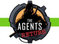 THE AGENTS RETURN - The Double-Edged Cards game is back!