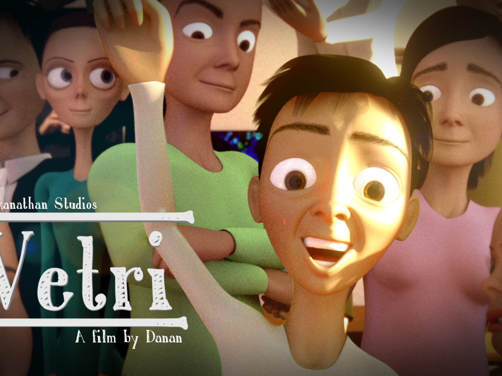 Vetri - Comedy Animated Short Film's video poster