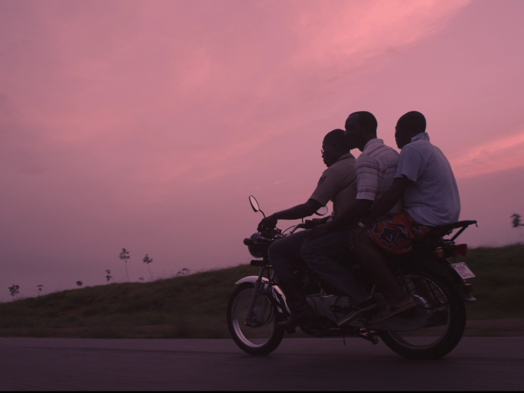 Out of My Hand - Narrative Feature Film - Liberia/New York's video poster