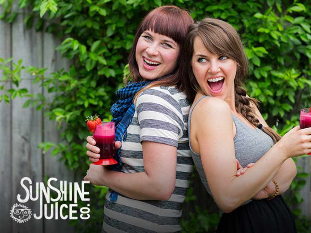 Sunshine Juice Co.'s video poster