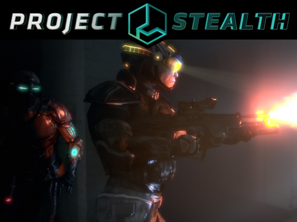 Project Stealth, stealth-action multiplayer on PC's video poster