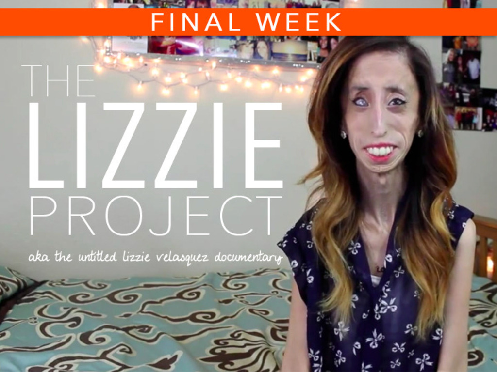 The Lizzie Project's video poster