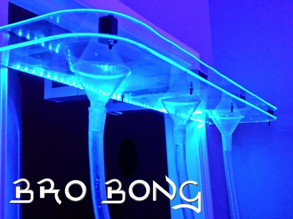 Bro Bong- The Iron Gym for taking Beer Bongs with friends's video poster