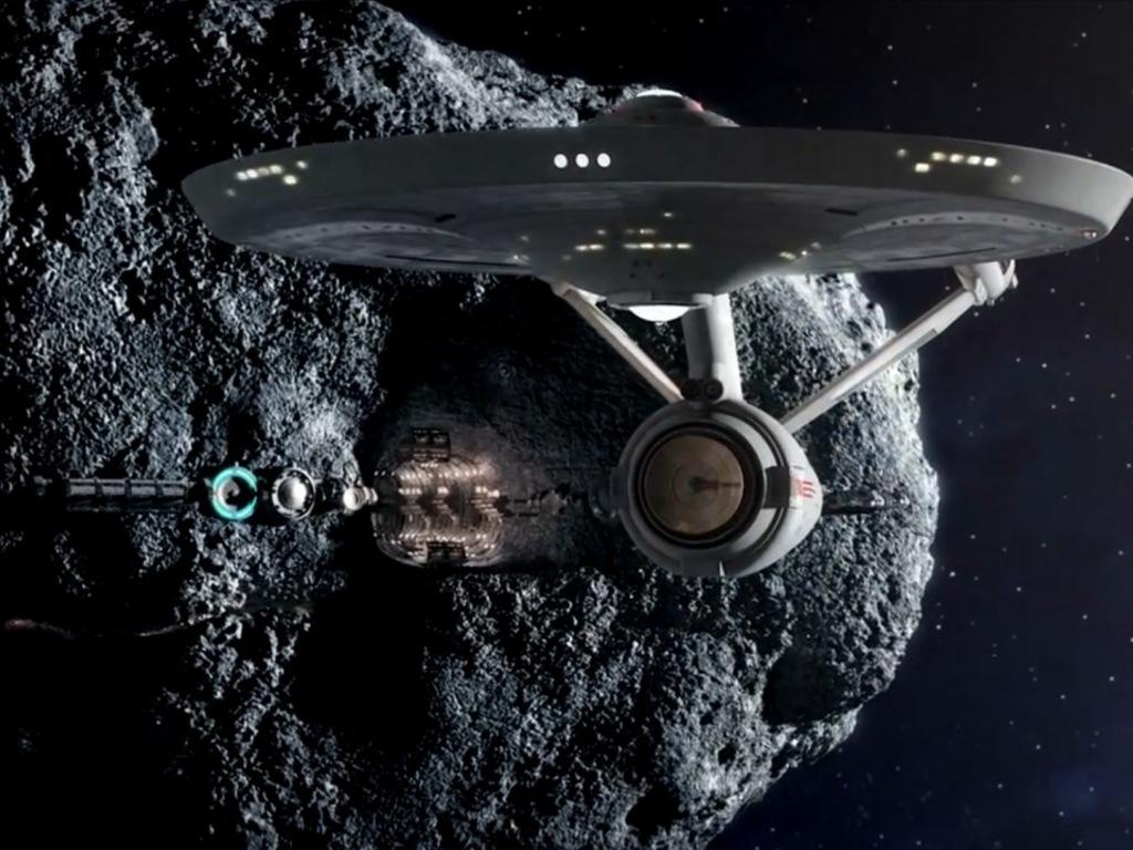 Star Trek: Phase II 2014's video poster
