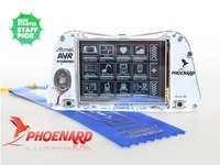 Phoenard: World's 1st Arduino-compatible Prototyping Gadget