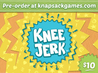 Knee Jerk: The Party Game of Instant Reactions!