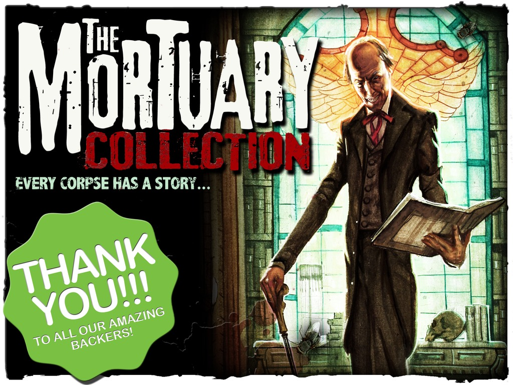 The Mortuary Collection - A Gothic Horror Anthology Film's video poster