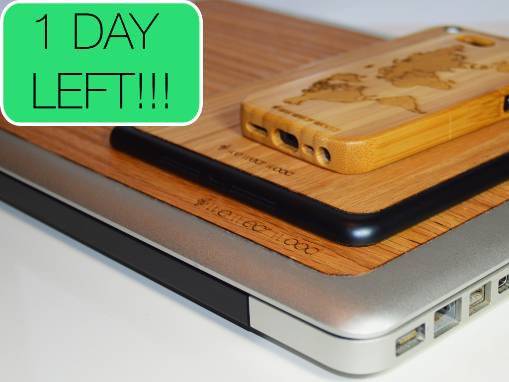 We Wear Wood - Natural Wood covers for your Apple Devices's video poster