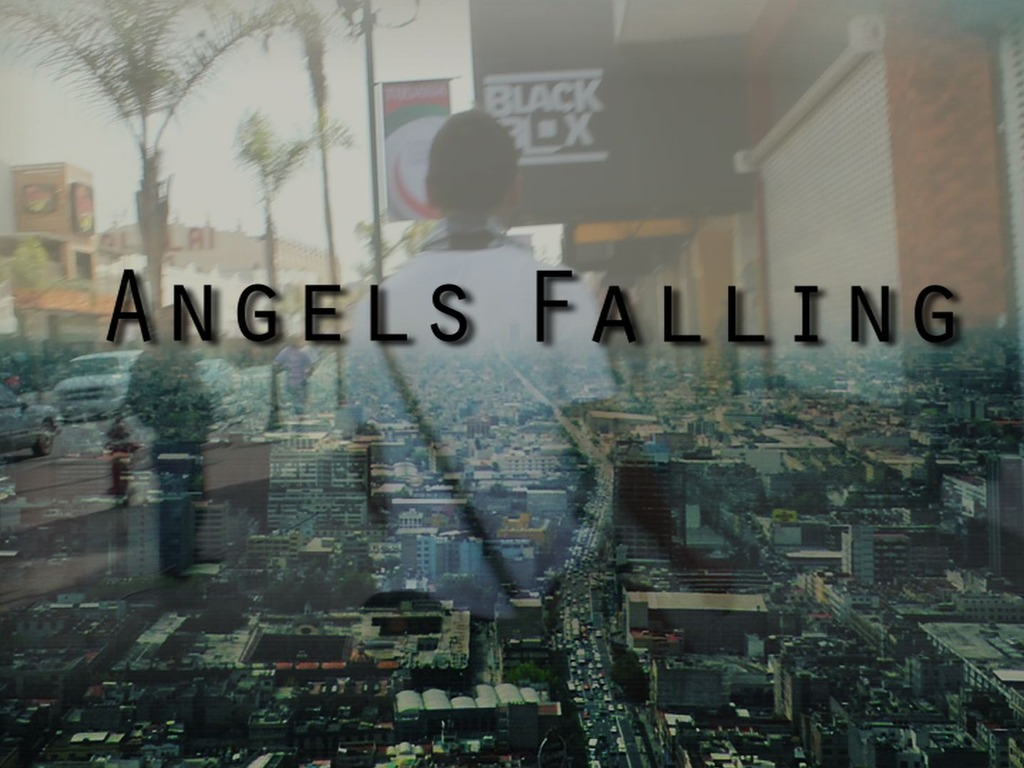Angels Falling's video poster
