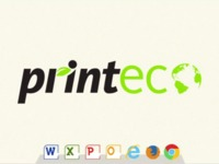 PrintEco FontSaver - Instantly Save Ink & Money