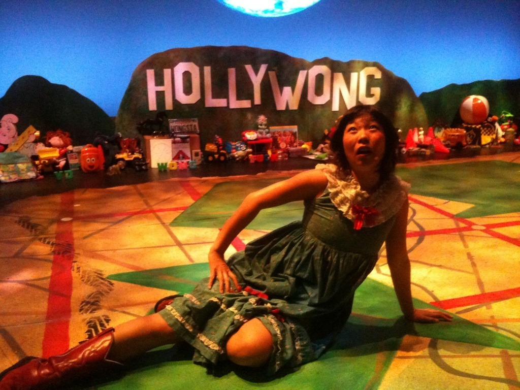 Bring Going Green the Wong Way to the Edinburgh Fringe Fest!'s video poster