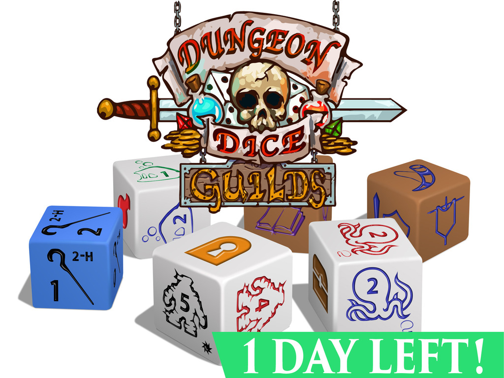 Dungeon Dice: GUILDS's video poster